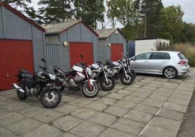 ! Alle motorcyklerne til motorcykel siden